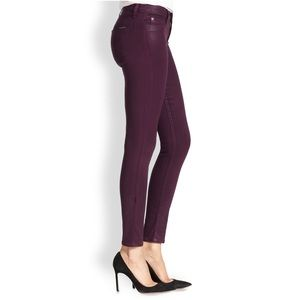 Hudson Nico Super Skinny Midrise Jeans